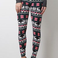 Reindeer Pasture Leggings