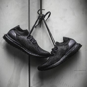 Adidas Ultra Boost Uncaged ¡®Triple Black¡¯ (Tmall ORIGINAL)