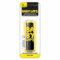 Maybelline Baby Lips Moisturizing Lip Balm, Fierce N Tangy