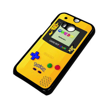 POKEMON GAME BOY HTC One M8 Case Cover