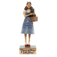 Jim Shore Theres No Place Like Home Figurine