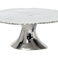 Footed Fresh-Cut Cake Stand, Cake Stands & Tiered Trays