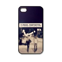 niuniushop iphone 4 case I feel infinite black iphone 4s case
