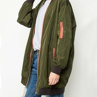 The Bomber Parka