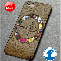 Gravity Falls Map  for iphone, ipod, samsung galaxy, HTC and Nexus PHONE CASE