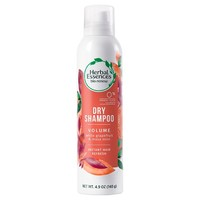 Herbal Essences Bio Renew Volume White Grapefruit & Mosa Mint Dry Shampoo - 4.9oz