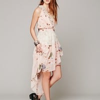 Free People Floral Skies Dress