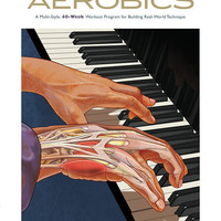 Piano Aerobics (Book & CD)