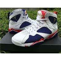 "Air Jordan 7 ""Tinker Alternate"" Unisex Basketball Shoes"