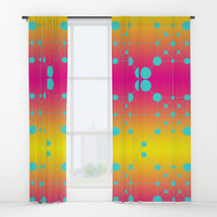 Something geometric Window Curtains by edrawings38