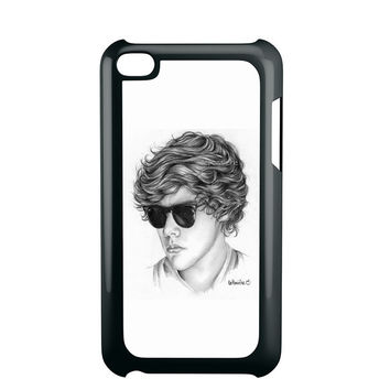 One Direction Harry Styles Art Pencil Ipod 4 Case