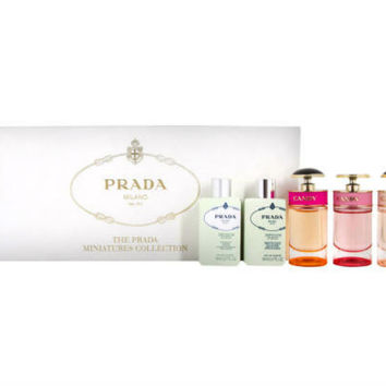Prada for Women Assorted Fragrance Miniature Collection 5 pc Set