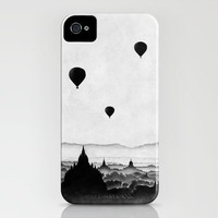 Aurora #2  (On Paper) iPhone Case by Speakerine | Society6