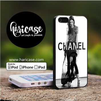 Chanel Fashion iPhone 5 | 5S | SE Cases haricase.com