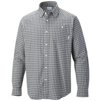 Columbia Sportswear Cornell Woods Checked Flannel Button-Down Shirt