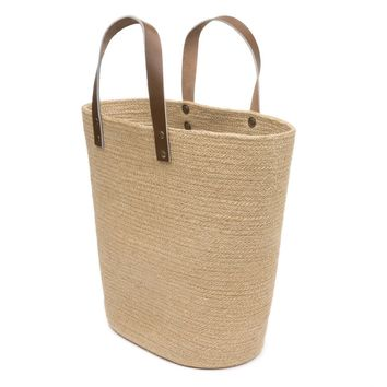 Jute Shopper Basket - Matr Boomie (Basket)