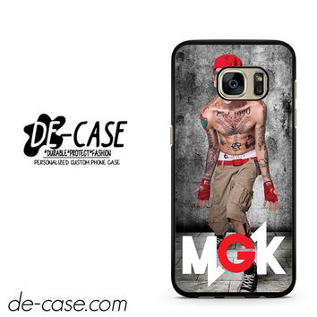 Mgk Machine Gun Kelly DEAL-7110 Samsung Phonecase Cover For Samsung Galaxy S7 / S7 Edge