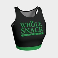 Whole Snack - Crop Top