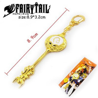 Fairy Tail Leo Key Chain