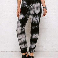 Don't Ask Why Soft Jogger Pant , Black