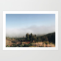 The New Land Art Print by Wowpeer
