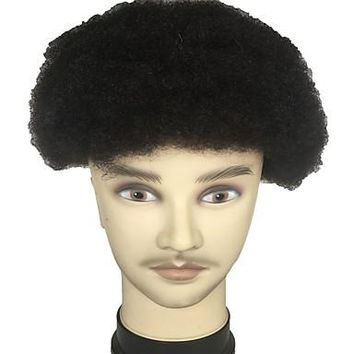 Handsome Him Afro Mens Toupee Wig