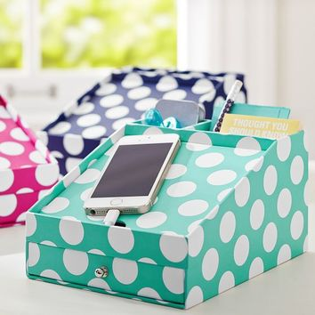 Printed Desk Accessories, Phone Charging Station