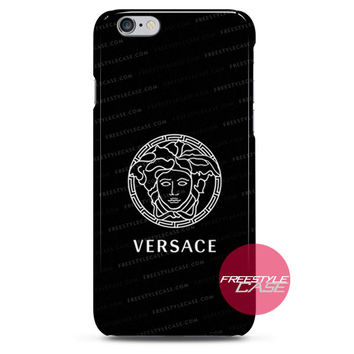 Versace Black Symbol iPhone Case 3, 4, 5, 6 Cover