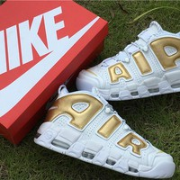 Nike Air More Uptempo 96 921948-200 Sneaker US7-12