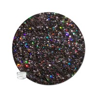 Fine Glitter Cosmetic Holographic: Back In Black