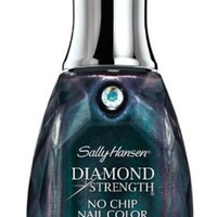 Sally Hansen Diamond Strength Nail Color Nail Polish - Black Tie