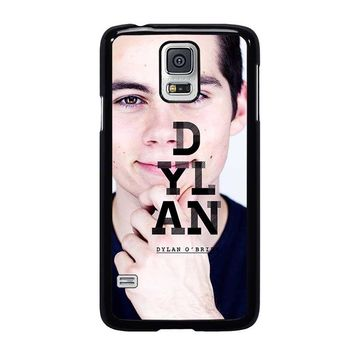 DYLAN O'BRIEN Samsung Galaxy S5 Case Cover