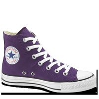 Purple Passion Chuck Taylors Hi-Tops : Converse Shoes | Converse.com