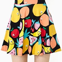 Fruity Skater Skirt