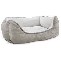 "Petco Gray Box Dog Bed, 24""L X 18"" W X 7"" H 