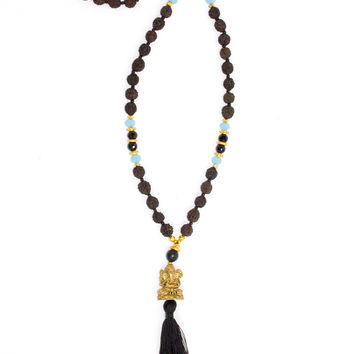 Mala Ganesh Necklace - Obstacles