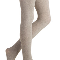 Truly Trustworthy Tights in Grey