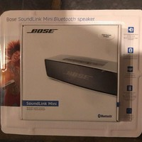 Bose Sound Link Mini Wireless Ultra Compact Bluetooth Speaker Bnib Sealed