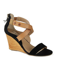 Kenneth Cole Reaction Oh Ava Suede Wedges