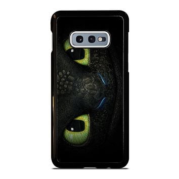 TOOTHLESS HOW TO TRAIN YOUR DRAGON Samsung Galaxy S10e Case Cover