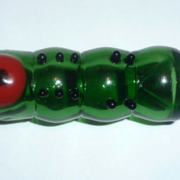 Hungry Caterpilar Art Pipe