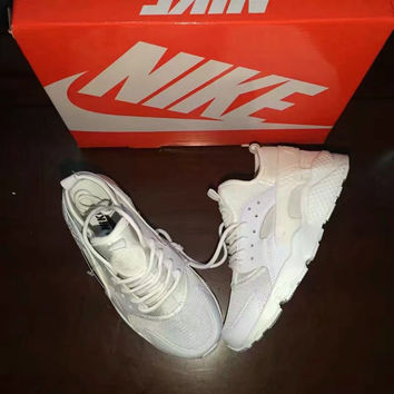 """Nike  AIR"" Fashion Casual Elasticity Unisex Sneakers Couple Running Shoes"