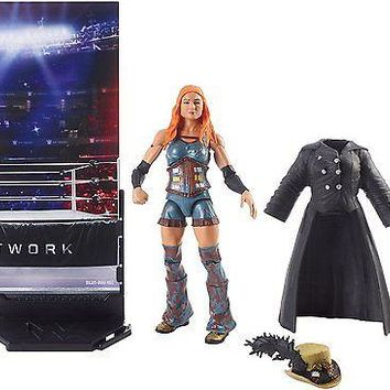WWE Becky Lynch Action Figure Elite 49 Mattel Toy NEW
