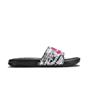 Nike Benassi Just Do It Print Women s Slide Sandal 8793c89ecc