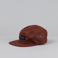 Raised By Wolves Algonquin Camp Cap Burgundy