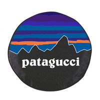 Patagucci Tire Cover