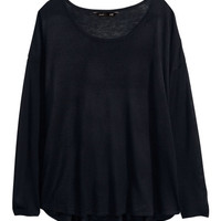 Oversized Sweater - from H&M