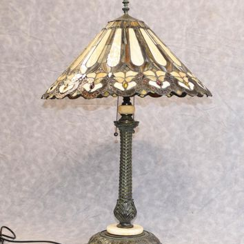 Canonbury - Art Nouveau Tiffany Table Lamp Light
