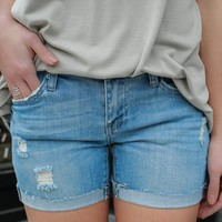 Coronado Beach Denim Shorts