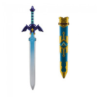 The Legend of Zelda: Link Master Sword Replica - By ThinkGeek for Collectibles | GameStop